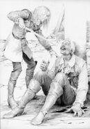 Denis Gordeev Leo Bonhart's death