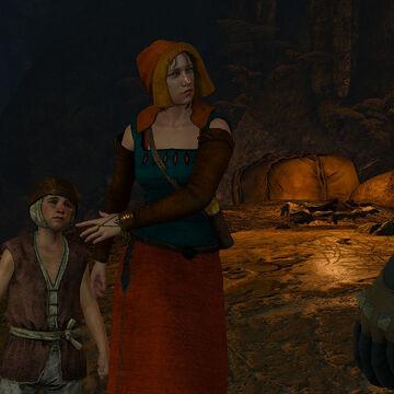 Witcher 3 stranger in a strange land save jorund