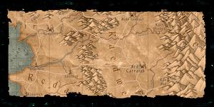 the Kestrel Mountains