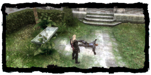 Geralt et le Grand Maître