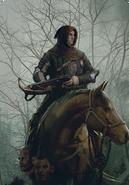 Tw3 cardart nilfgaard nausicaa cavalry rider2