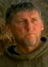 Waldemar Czyszak dans le rôle d'Ortillet