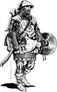 Nilfgaardzki żołnierz