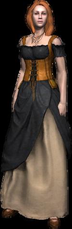 Abigail, a witch