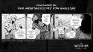 Tw comics Skellige Most Wanted deutsch