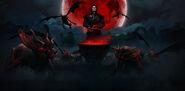 GWENT crimson curse promo art