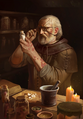 Gwent cardart syndicate back-alley chemist
