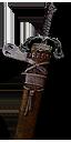 Horned Hoskuld's sword