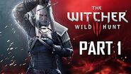 The Witcher 3 Wild Hunt Walkthrough Part 1 - Intro and Prologue (PS4 Let's Play Gameplay Commentary)