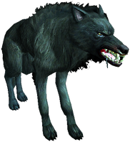 Bestiary Wolf full
