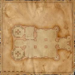 Map Kaer Morhen ground floor.png
