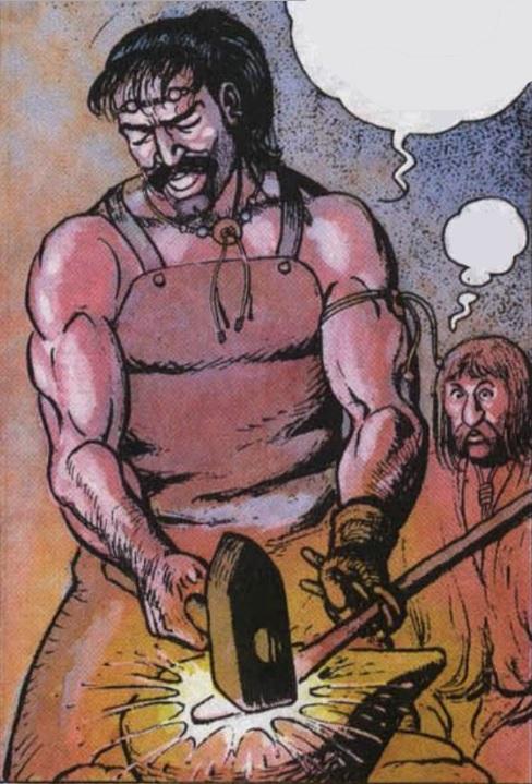 Mikula (blacksmith)