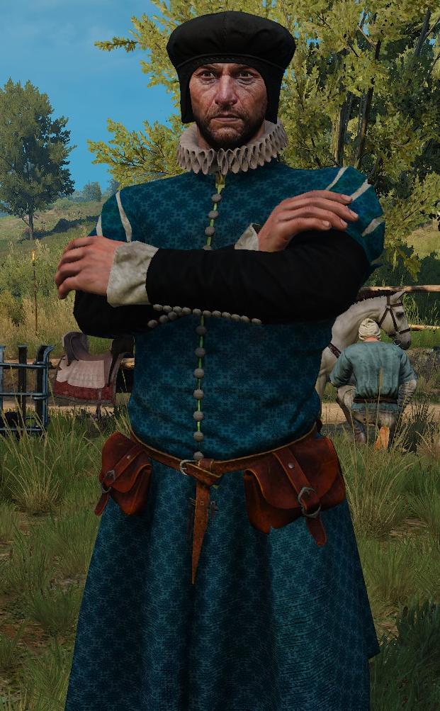 Count de Luverten