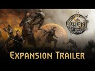 GWENT Way of the Witcher Expansion Trailer