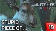 Witcher 3 Princess in Distress - Pellar and the Goat - Story & Gameplay Walkthrough 19 PC