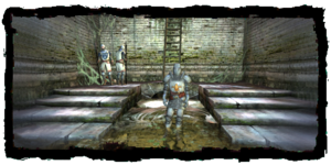 rendezvous in the sewers