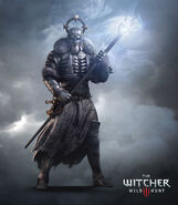 The Witcher 3 Wild Hunt-Caranthir