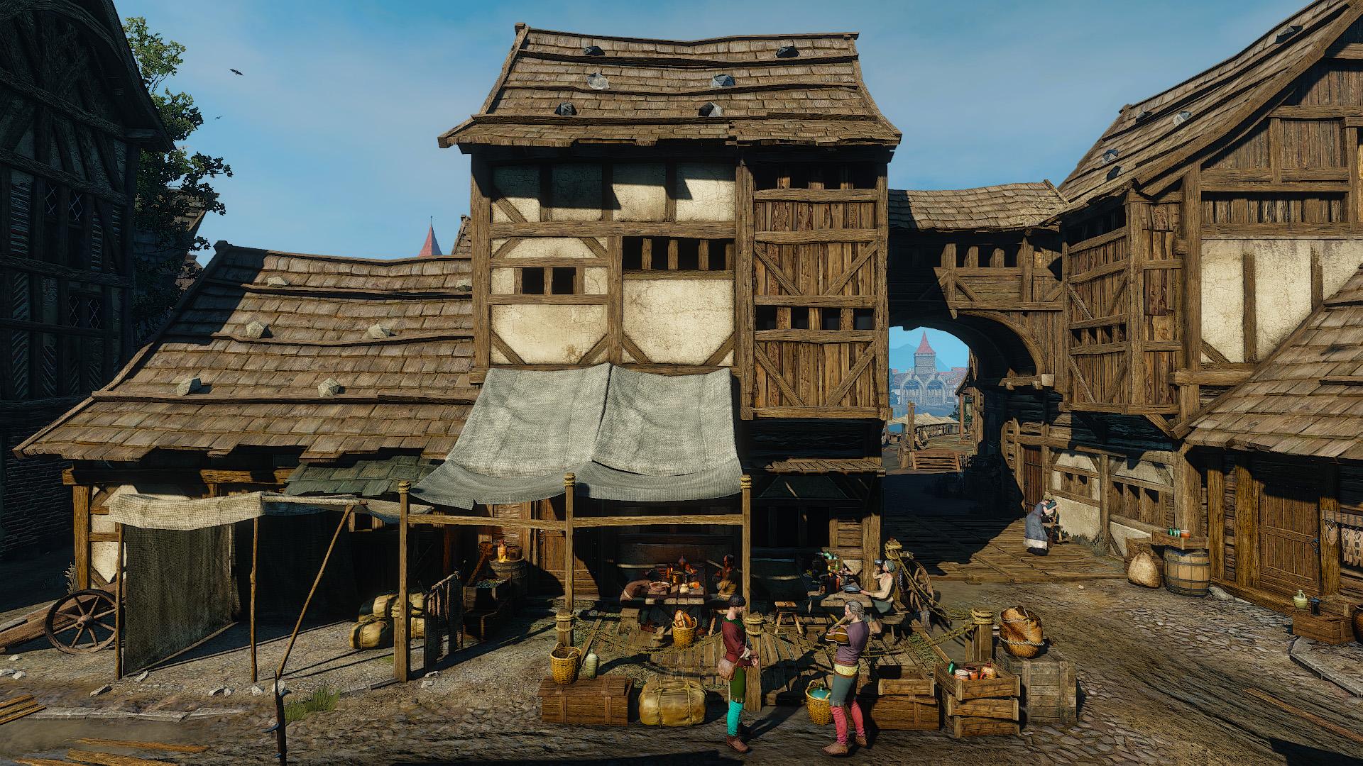 Hattori's home
