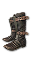 Mastercrafted Legendary Wolven boots