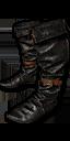 Toussaint Ducal Guard Captain's boots