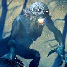 Contract- Swamp Thing. Geralt Kills Ignis Fatuus Foglet (Witcher 3 - Velen Trophy Quest)