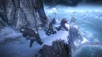 Witcher3MountainFight