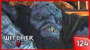 Witcher 3 - The Lord of Undvik - Killing the Ice Giant - Story & Gameplay 124 PC