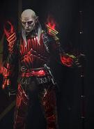 Unseen elder blood armor