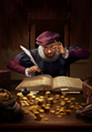 Gwent cardart syndicate tax collector