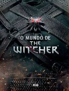 The World of The Witcher book Brazil