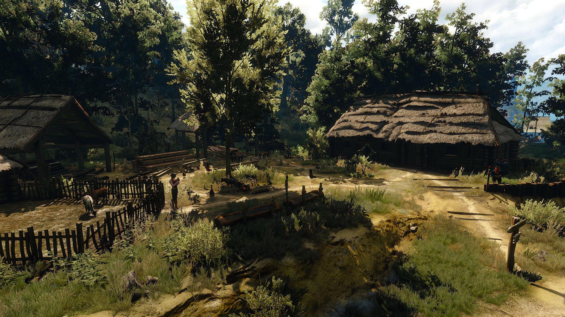 Loggers' Hut