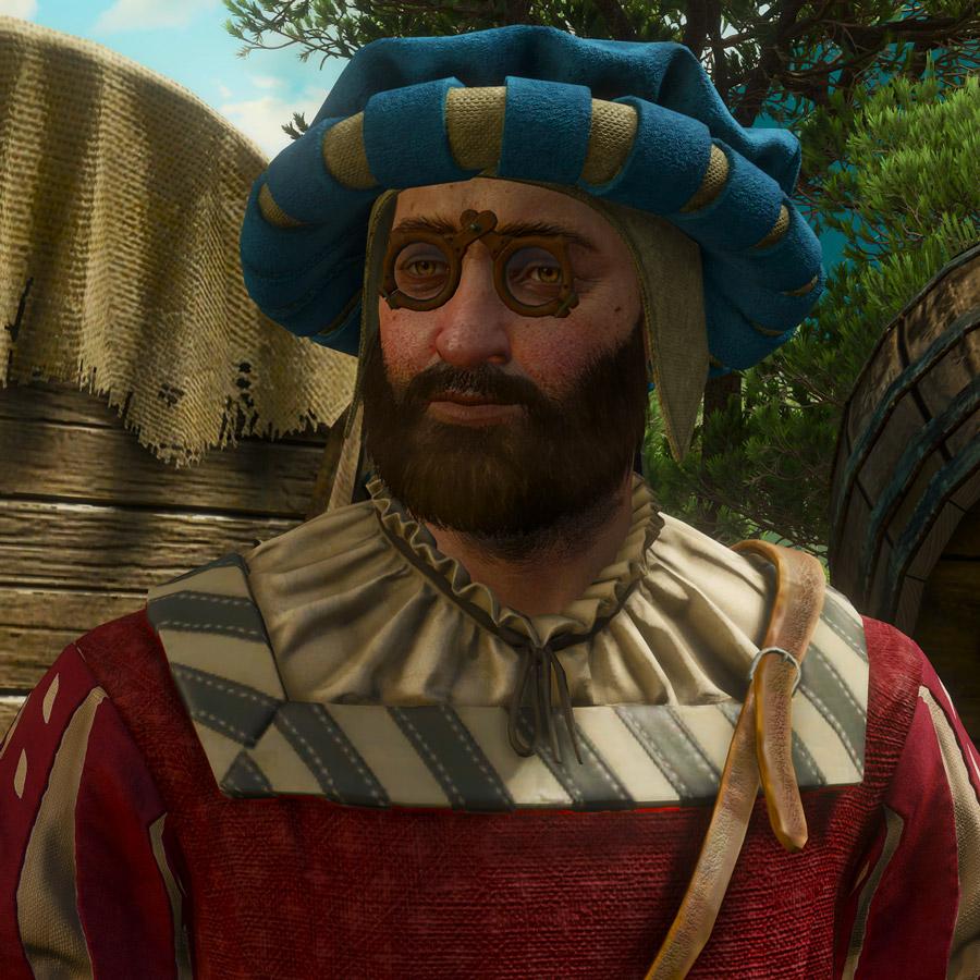 Wine Merchant (Duchaton Crest)