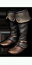 Enhanced Legendary Ursine boots