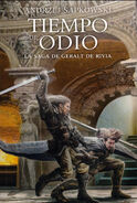 Time of Contempt exclusive spanish cover