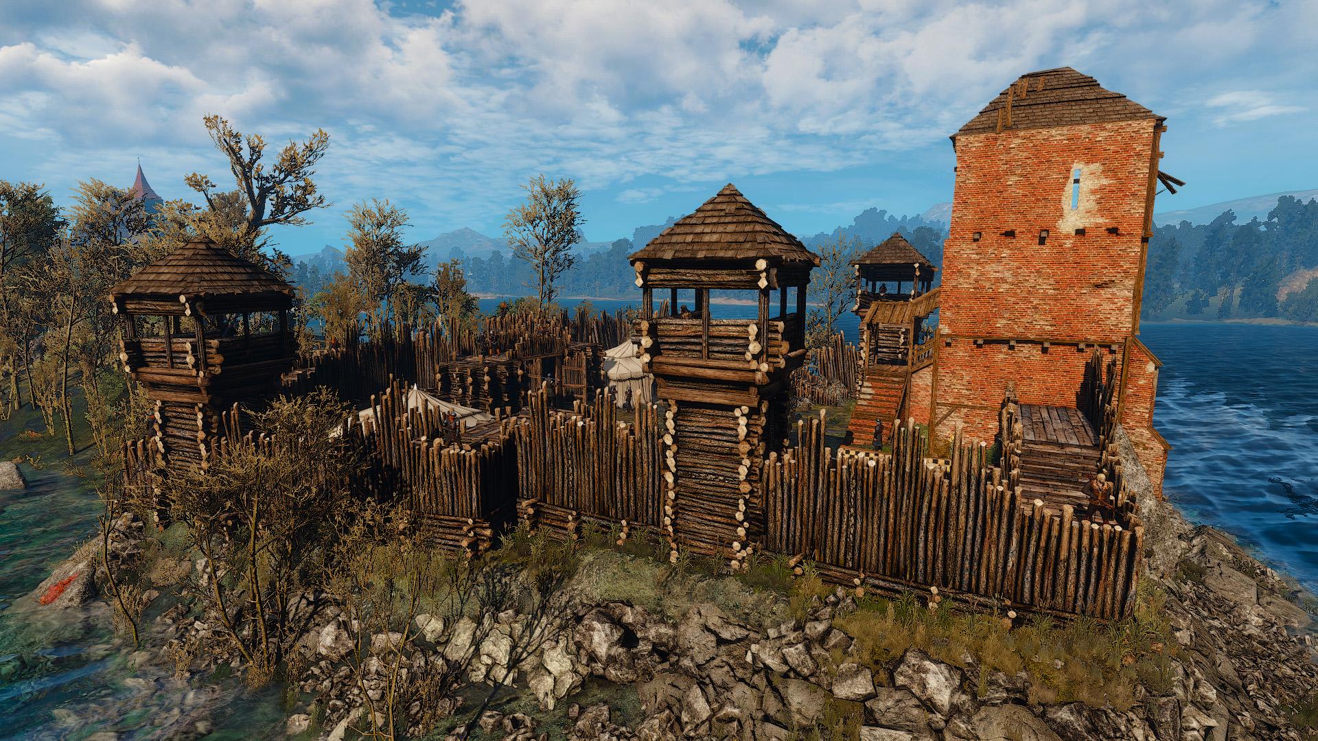 Calveit Watchtower