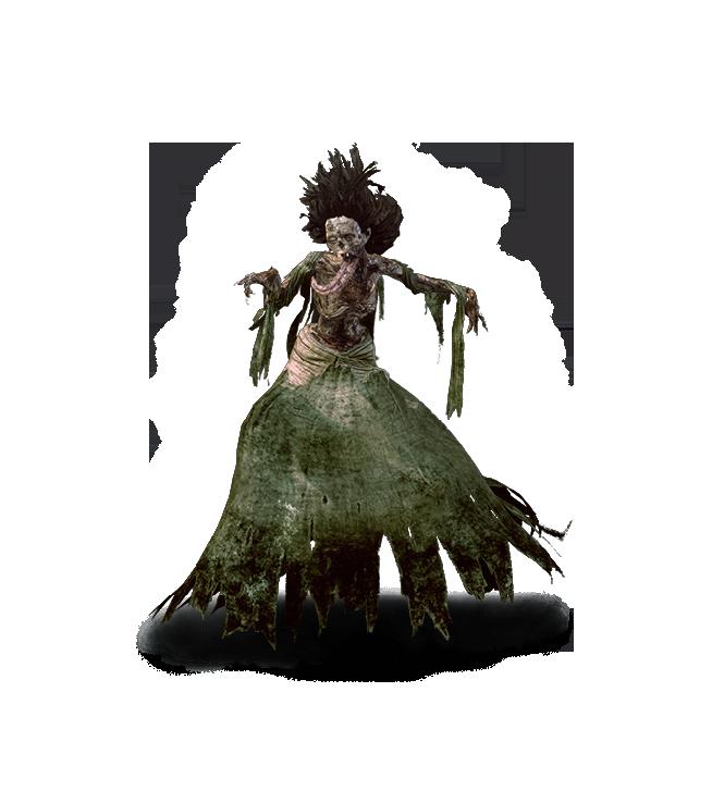 Plague maiden