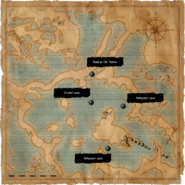 Map Refugees caves