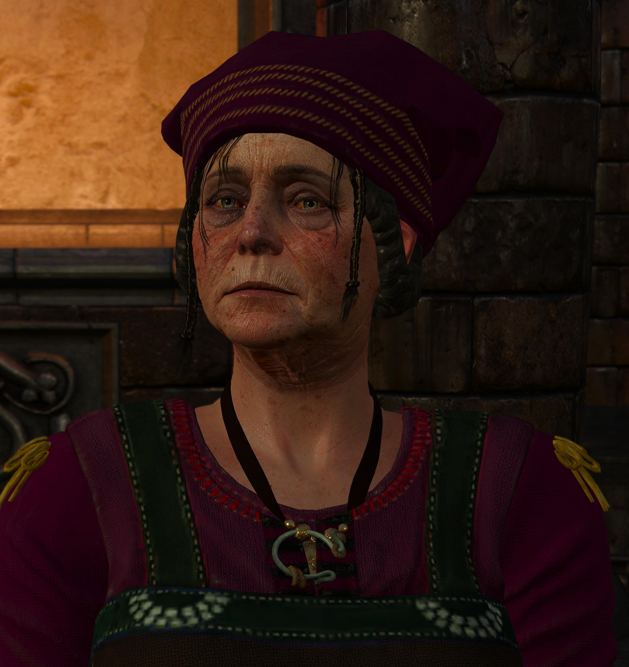 Freya Priestess