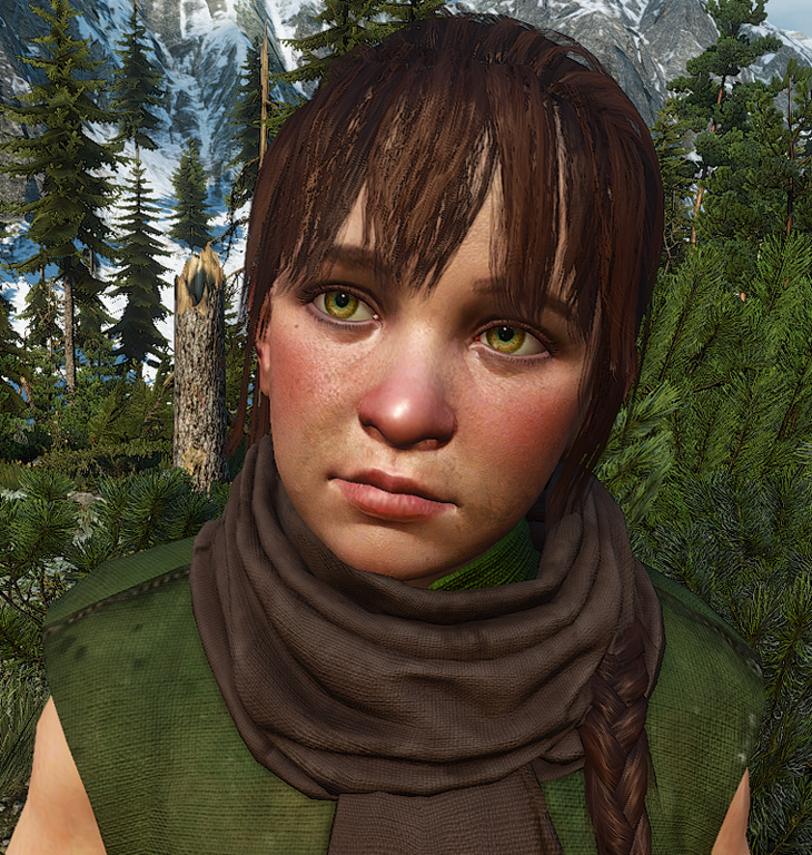 Yorg's sister