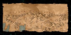 the Dragon Mountains