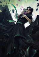 Iris Gwent card art