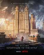 The Witcher Nightmare of the Wolf announcement