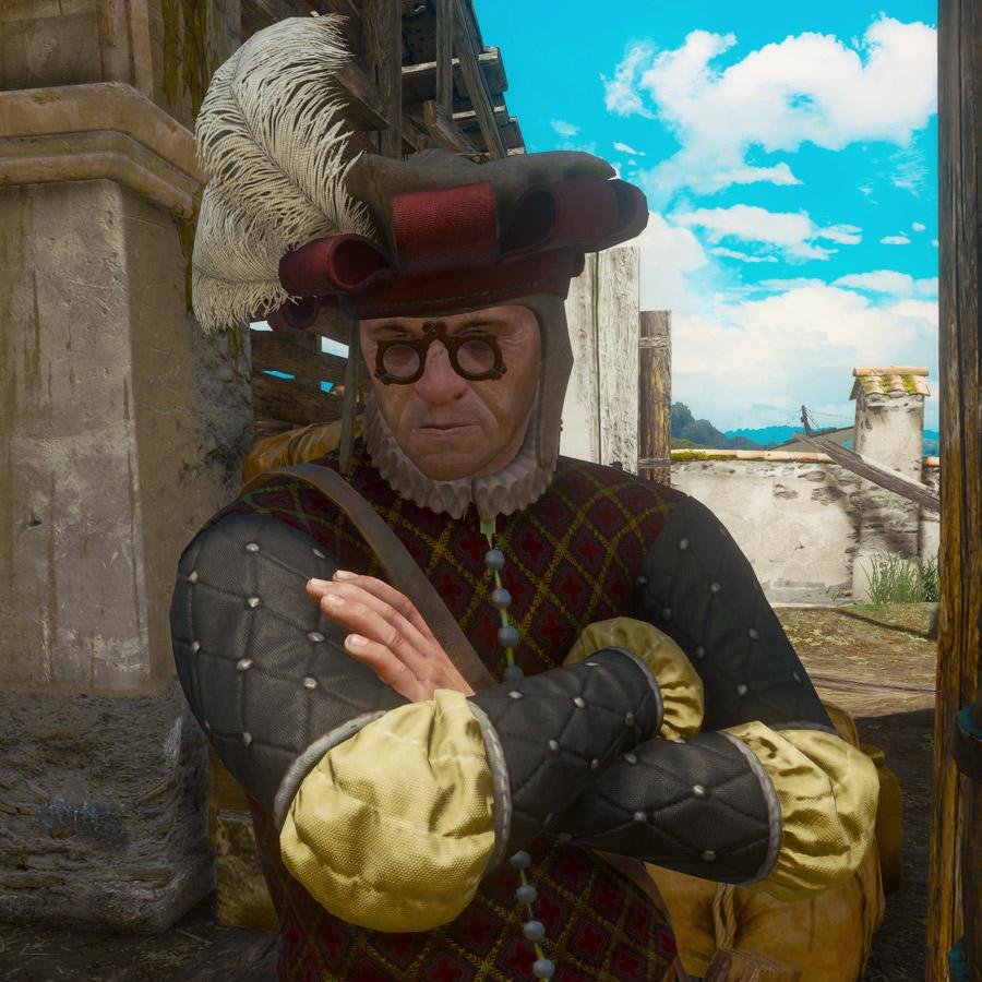 Ducal Clerk