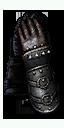 Mastercrafted Legendary Ursine gauntlets