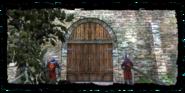 Places Old Vizima gate