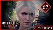 Witcher 3 Geralt Refuses Ciri's Last Wish 67