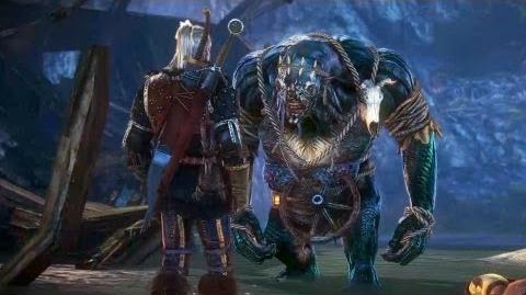 Trolls of Vergen (The Witcher 2) Full HD