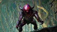 The Witcher 3 Hagubman the Nekker Warrior Boss Fight (Hard Mode)