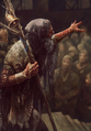 Gwent cardart syndicate eternal fire disciple