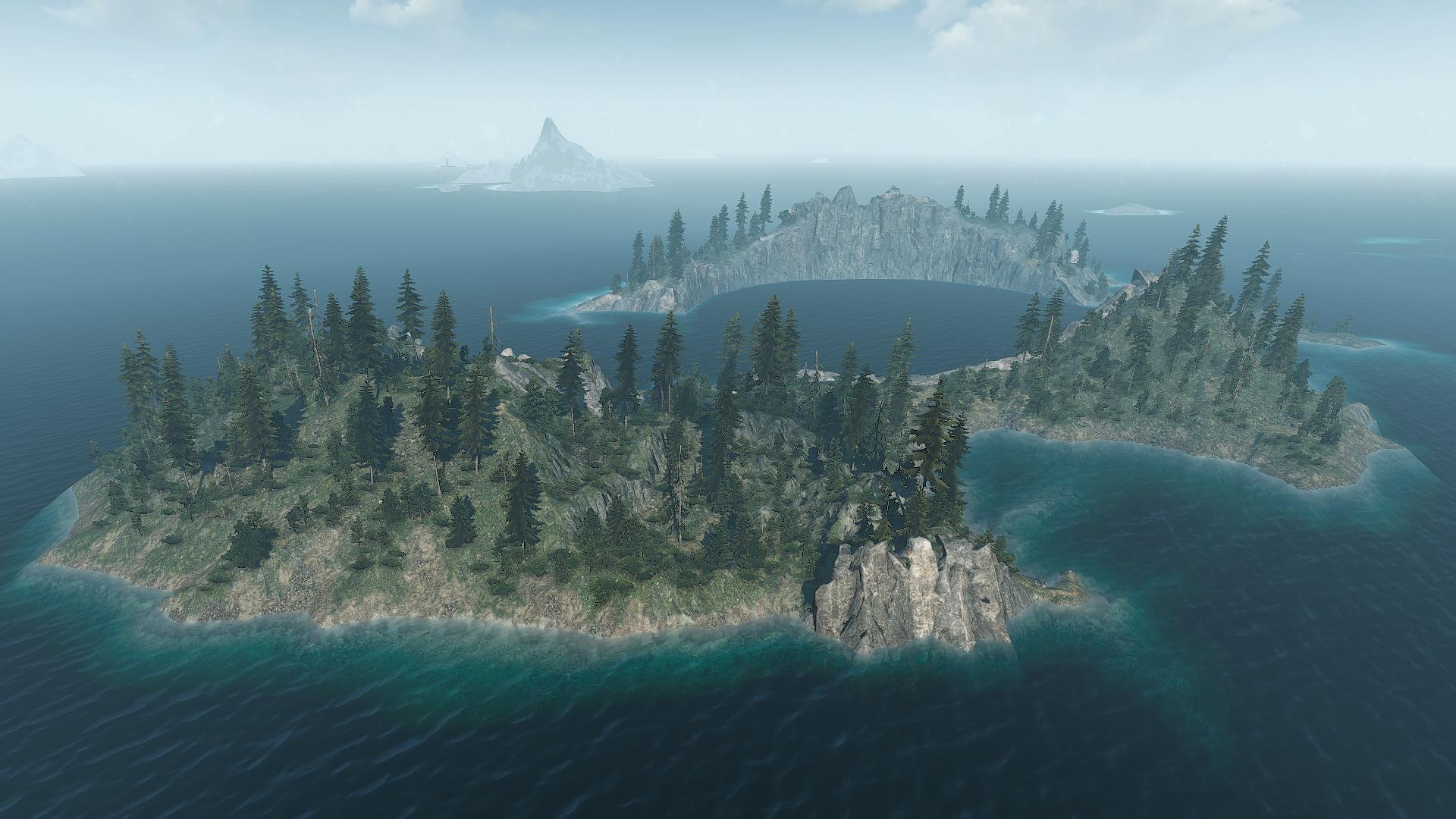Ingdalen Isle